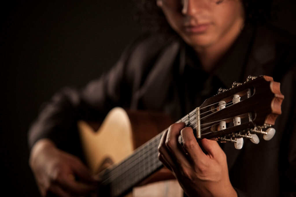 Michael Burbano Gitarre